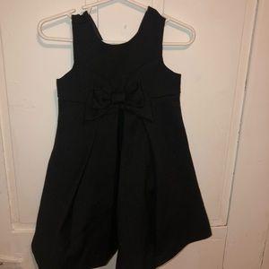 Janie & Jack Baby Black Dress